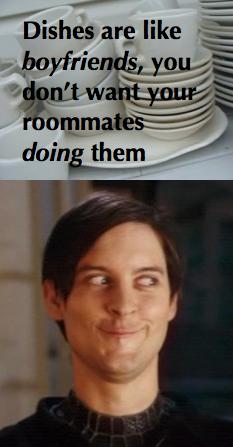 Roommate truth