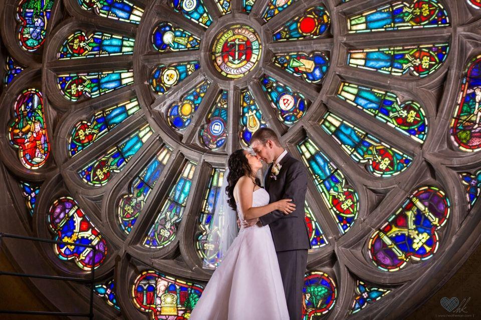 Cherry Tree Dimnent часовни свадебные витражи фотографии Freshman Yearstained Glchapel Weddingcherriesperfect