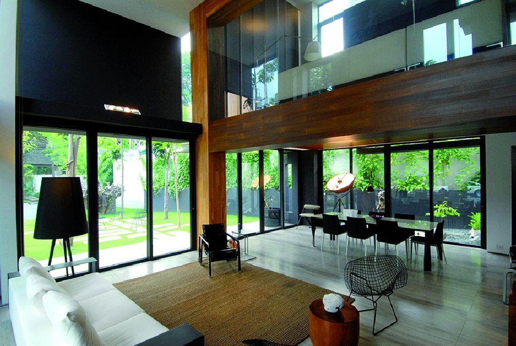 Bekijk de richtprijzen voor buitenschrijnwerk woonkamer vide mezzanine foto www - Mezzanine woonkamer ...