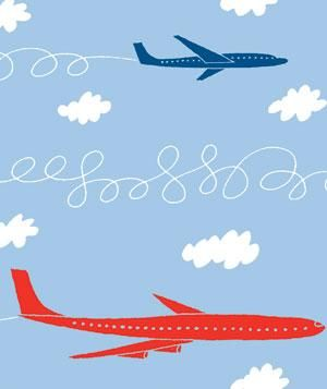 Before snuggling up with a plane blanket or tying a ribbon to your bag, read these tips.     [Source: @realsimple]  #travel #flying