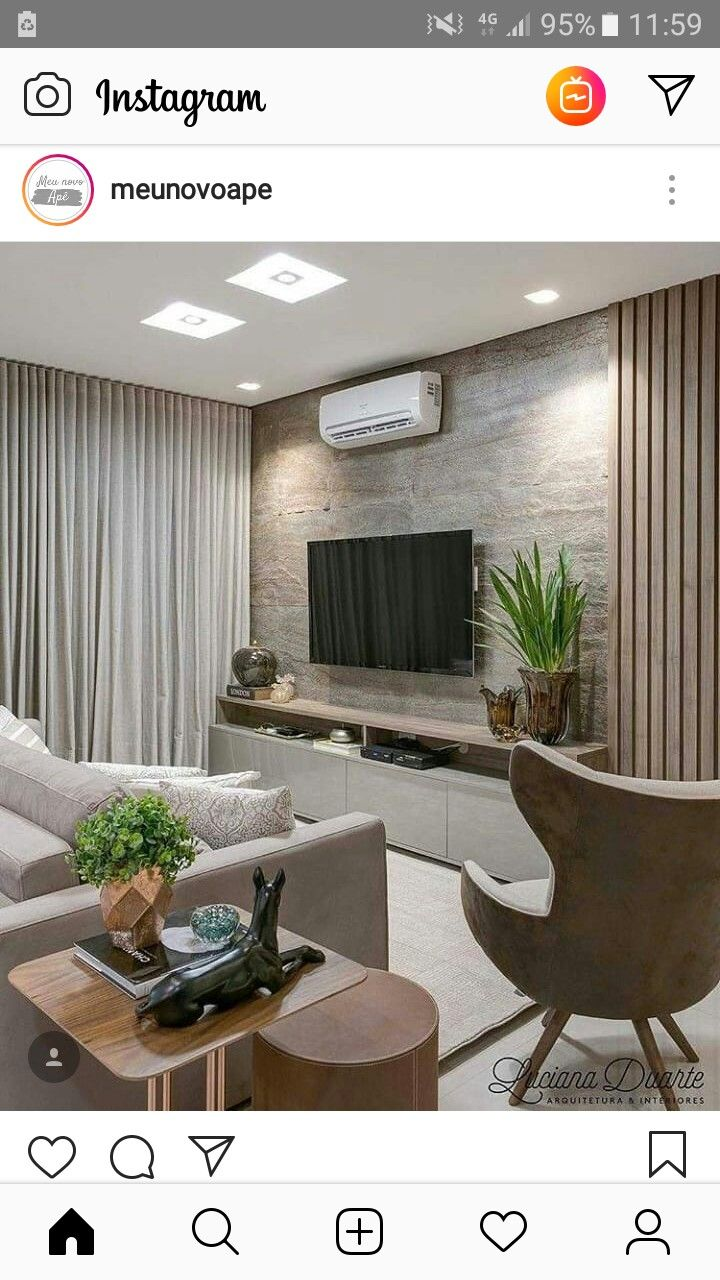 Innenarchitektur wohnzimmerfarbe love this ceiling to floor curtains  livingroom ftna in