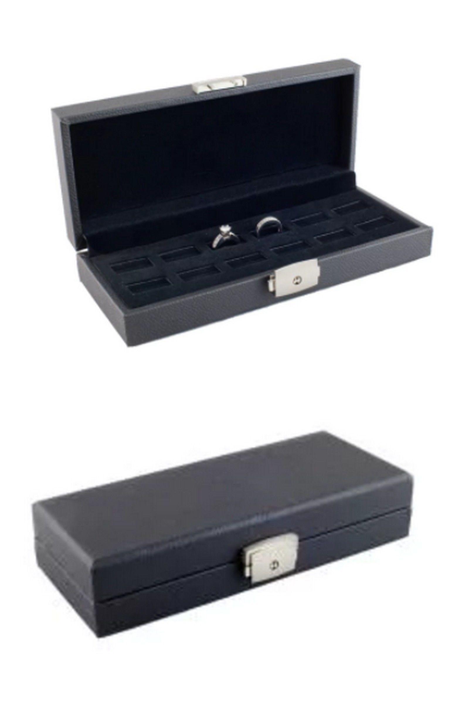 Ring 168163 Jewelry Box Ring Display Case Organizer Storage Holder