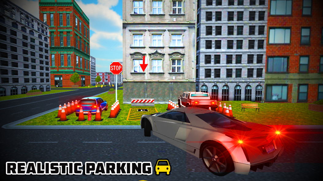 Multi Level Luxury Car Parking Is Android Car Parking Game Multi