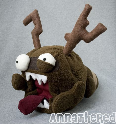 Stuffed Stuff Hungry Raccoon From Battleblock Theater Theatre Castle Crashers Game Character