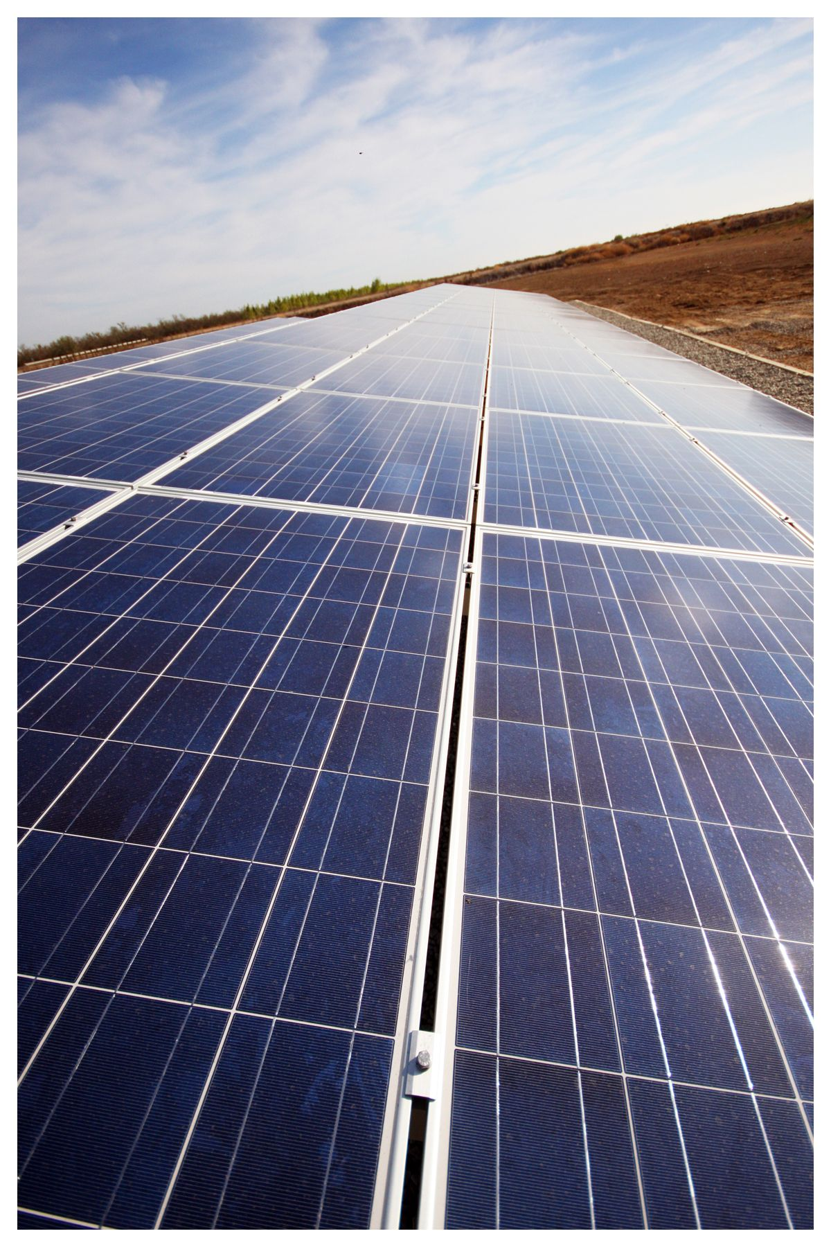 Ag Commercial Solar Ground Mount Installation By Ambassador Energy Central California Solar Installation Solar Installation