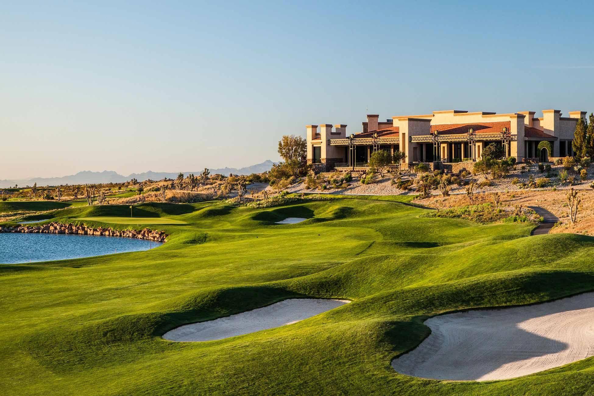 Paiute Golf Club Resort Las Vegas Nevada Wolf Course