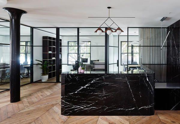 Design Ufficio Moderno : L ufficio moderno in esempi dal mondo elle decor italia