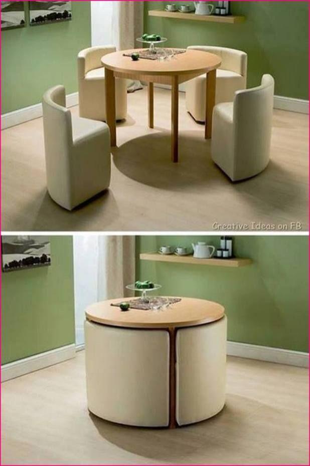 Love The Hidden Storage Option Kitchen Table With Storage