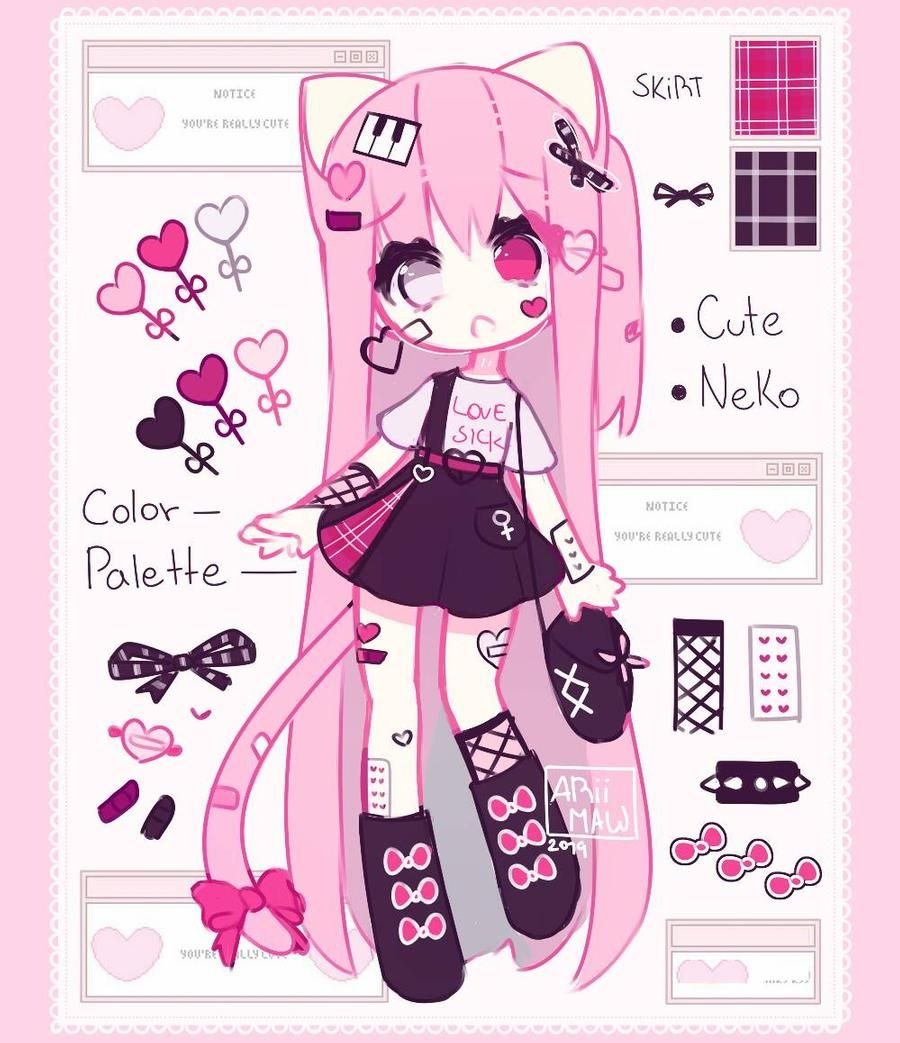 +Outfit Adoptable Mix 43 [CLOSED] (0/16)+ by Hunibi on DeviantArt