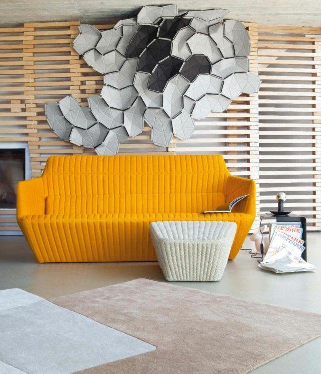 Toll Canapé Ligne Roset Pour Votre Salon Moderne De Luxe