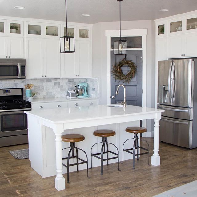 How to Add Glass to Cabinet Doors   Home goods decor ...