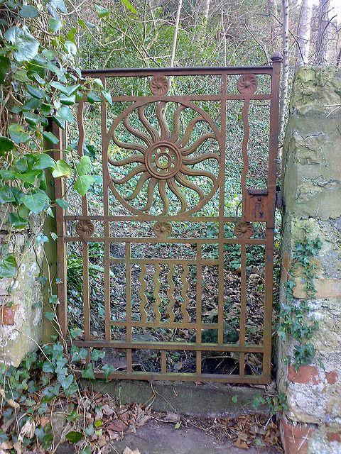Ornate Iron Garden Gates Wrought Iron Gates Cast Iron Gates
