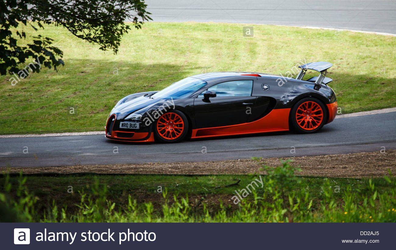 Bugatti Veyron Super Sports Wallpaper