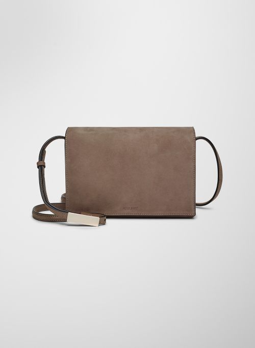 calisch cross body bag aritzia the perfect leather bag rh pinterest com