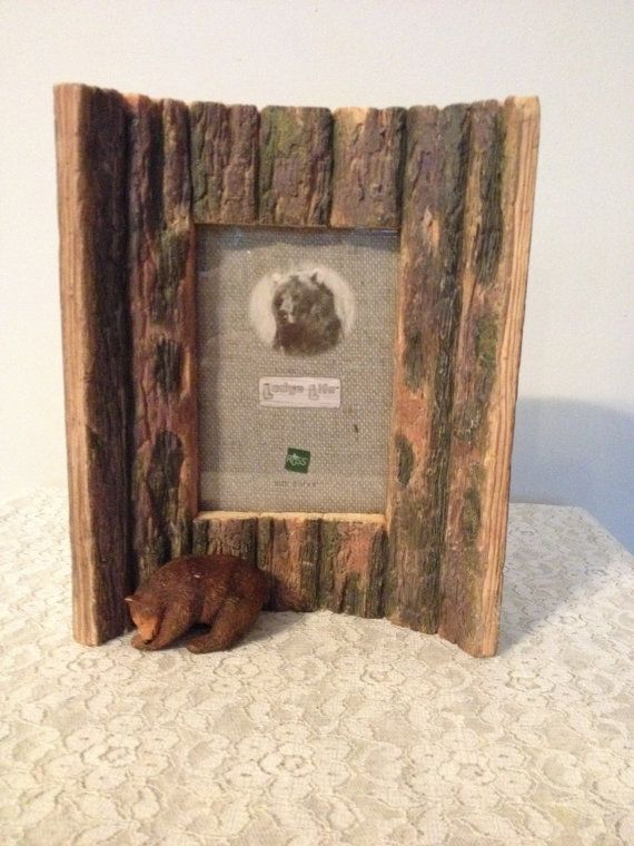 Your Place To Buy And Sell All Things Handmade Picture Frame Designs Rustic Lodge Cabin Style