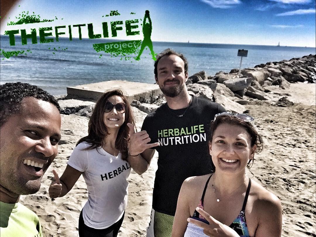 Nutrition Fitness Motivation On Instagram Super Fit Club Ce Matin Sur La Plage Du Travers Avec Une 30 De Herbalife Nutrition Fitness Nutrition Nutrition