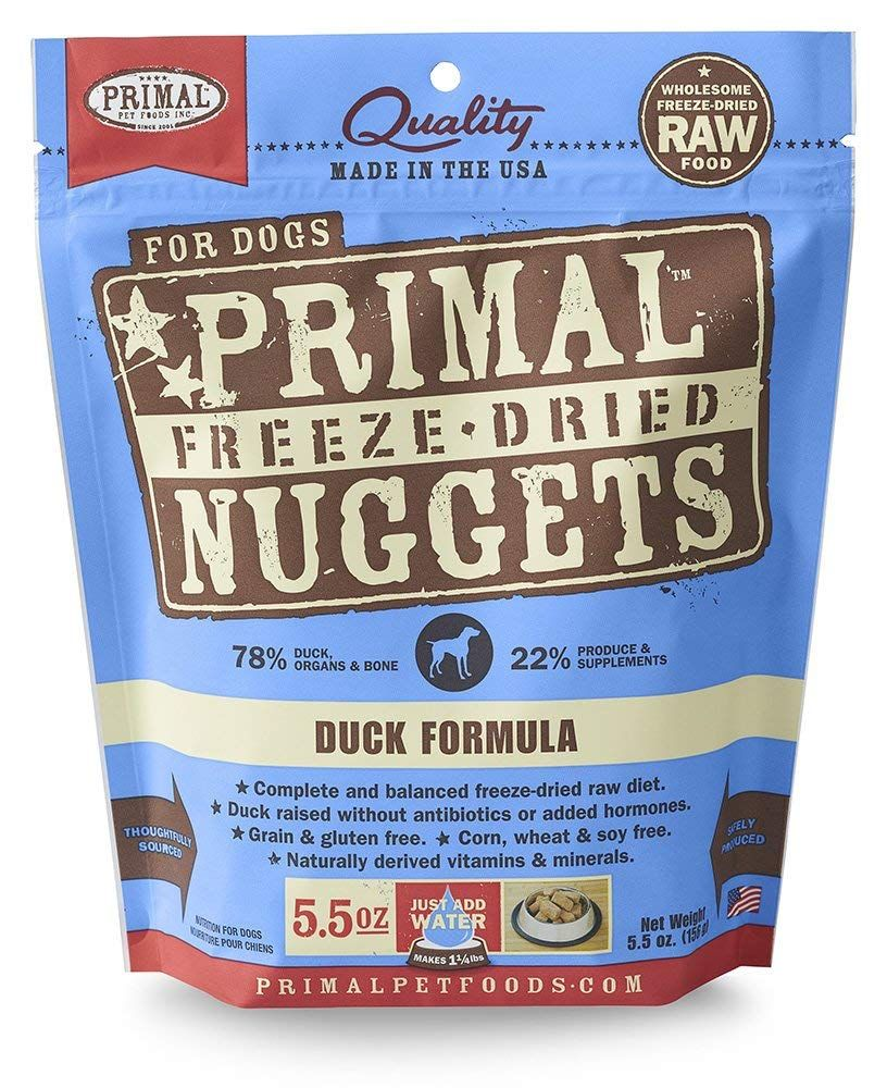 Primal FreezeDried Nuggets Duck Formula for Dogs >>> Read