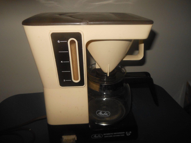 vintage melitta 26 automatic coffeemaker,Model ACM62