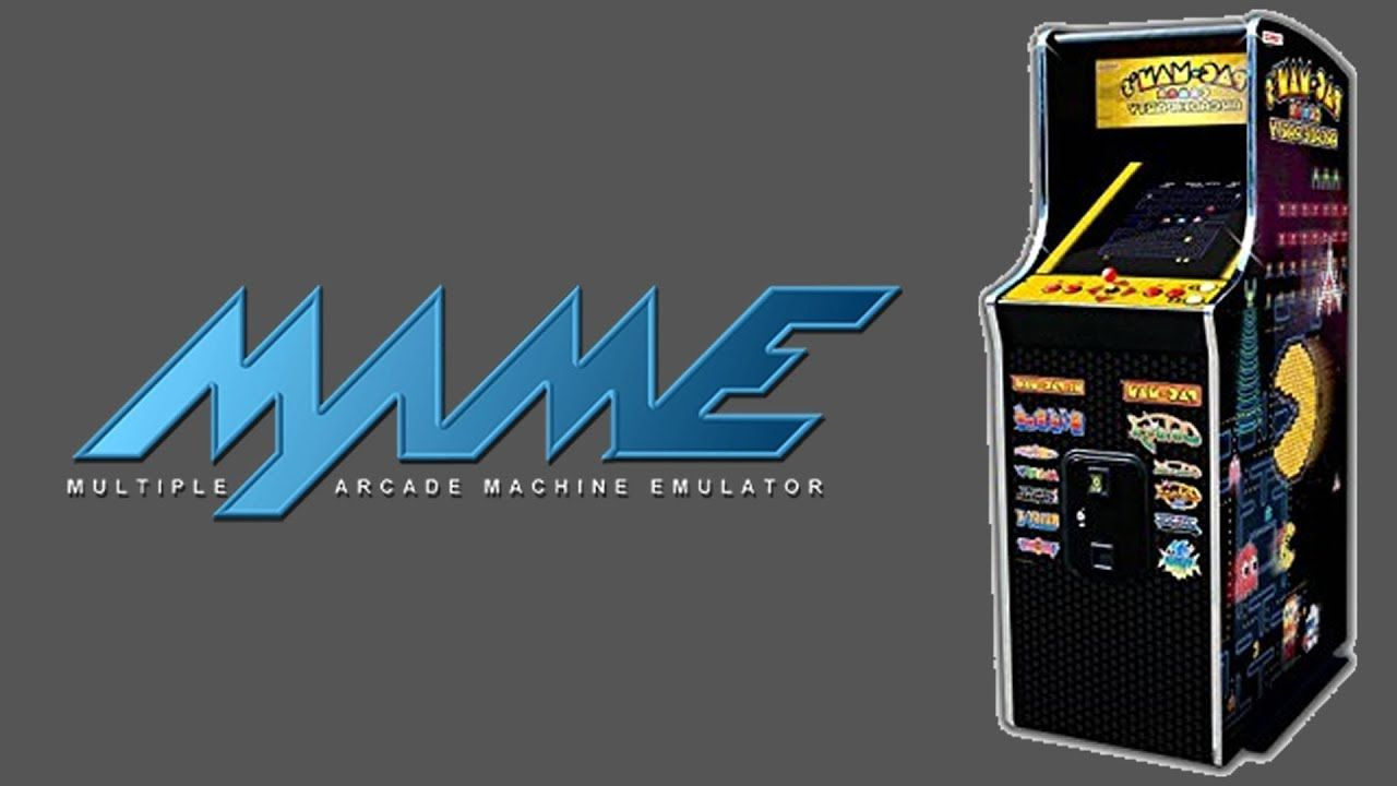 How To Setup and Run Mame Arcade Emulator - YouTube | GAMING RETRO