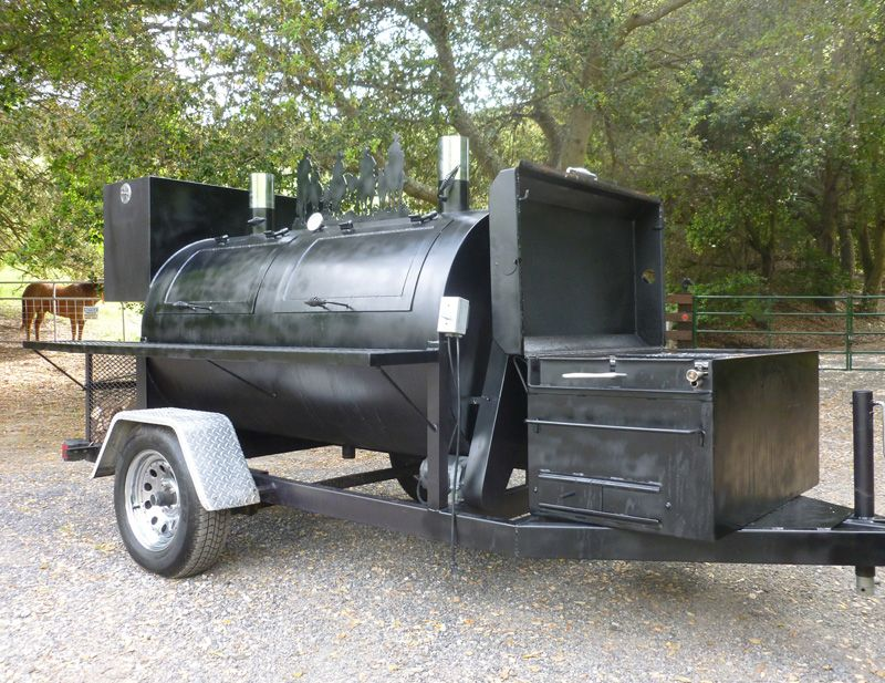 Rent A Smoker Grill From Charlie Smoking Meat In 2019