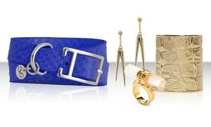 Groupon - Monika Chiang Jewelry. Multiple Styles Available from $ 28–$79. in Online Deal. Groupon deal price: $48