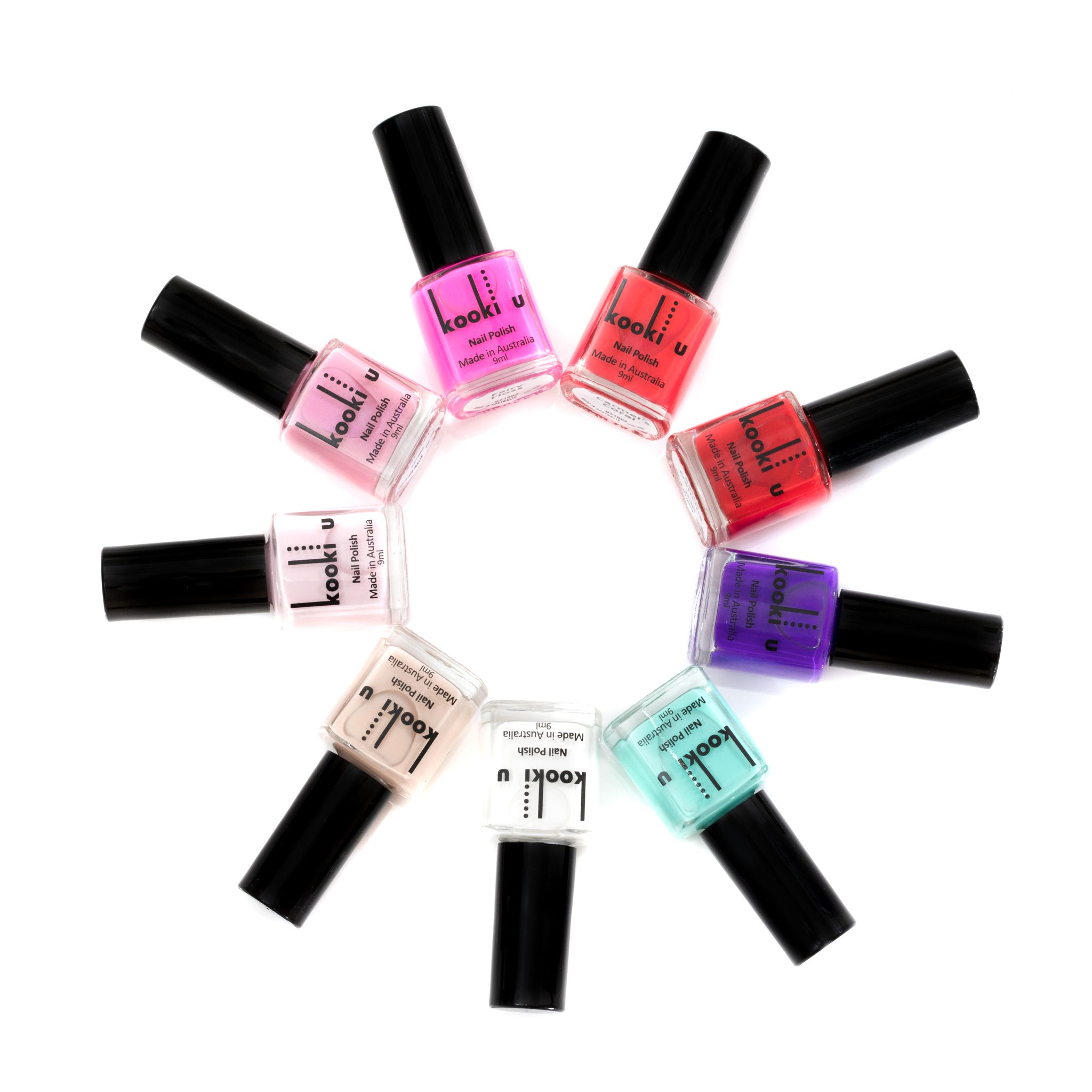 Our everyday range! kookiu kookiuaustralia cosmetics
