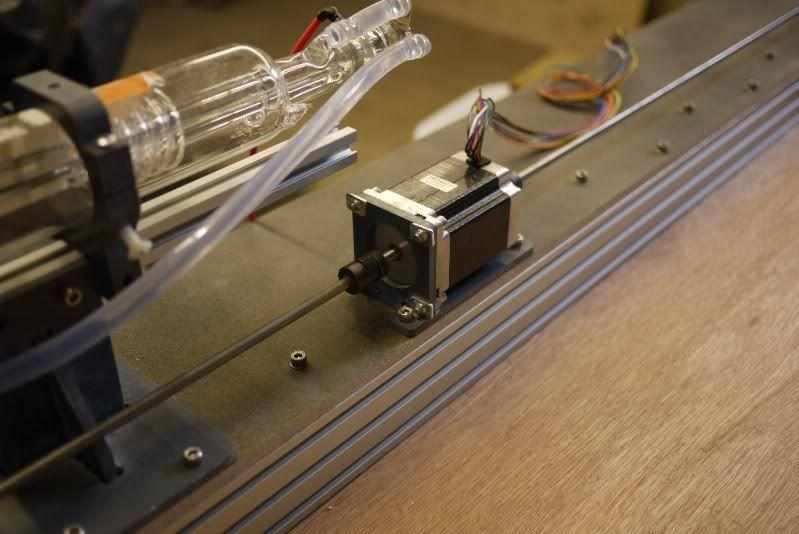 New Machine Build DIY Large Format Laser Cutter | diy in