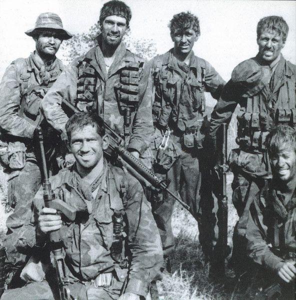 c425da27119 Aussie SAS (Special Forces) in Vietnam. - Vietnam War