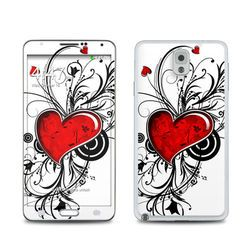 Samsung Galaxy Note 3 Skin - My Heart