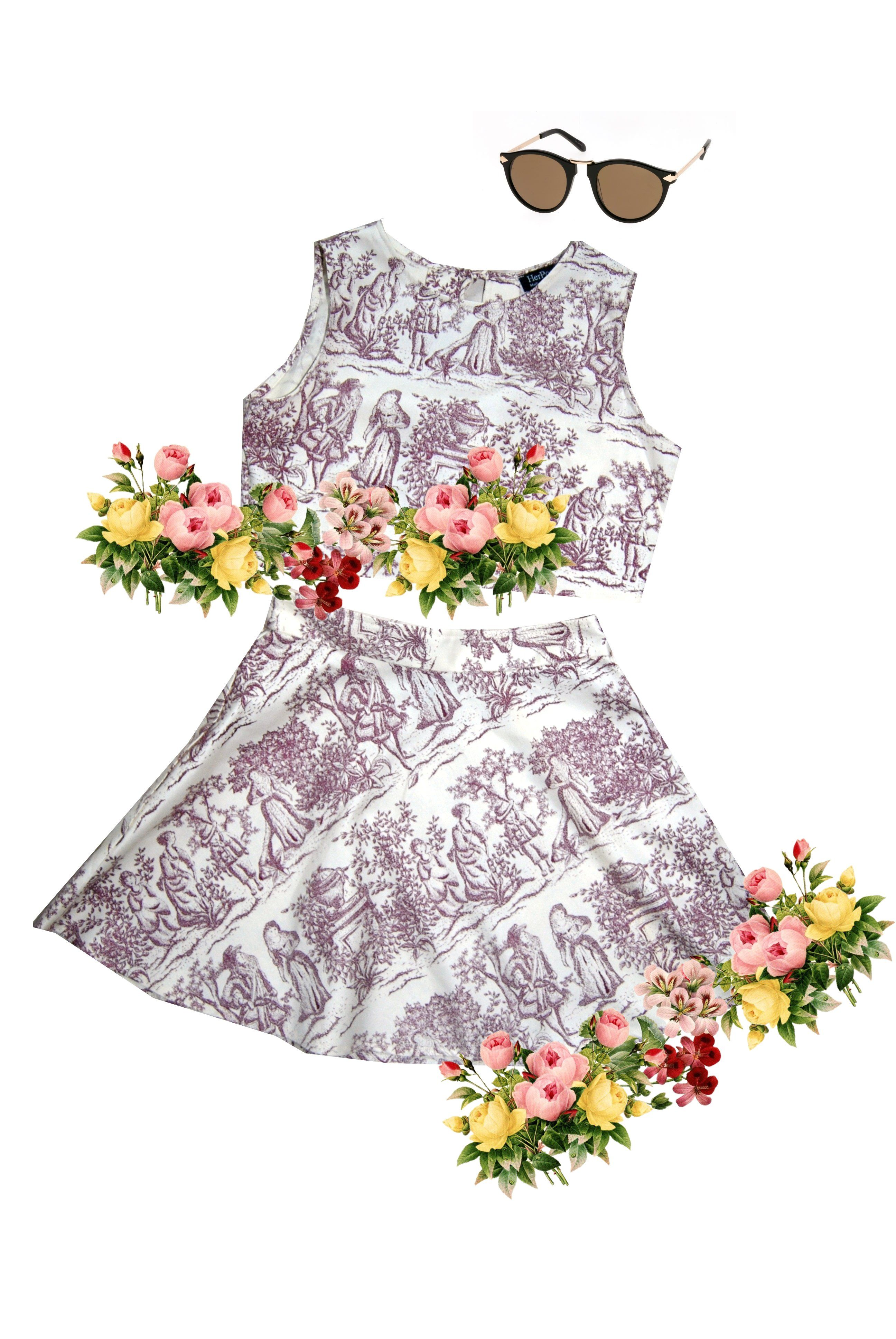 Festival Season Begins! We have only TWO of this little set available both size 8. RRP $159 <3 www.herpony.com