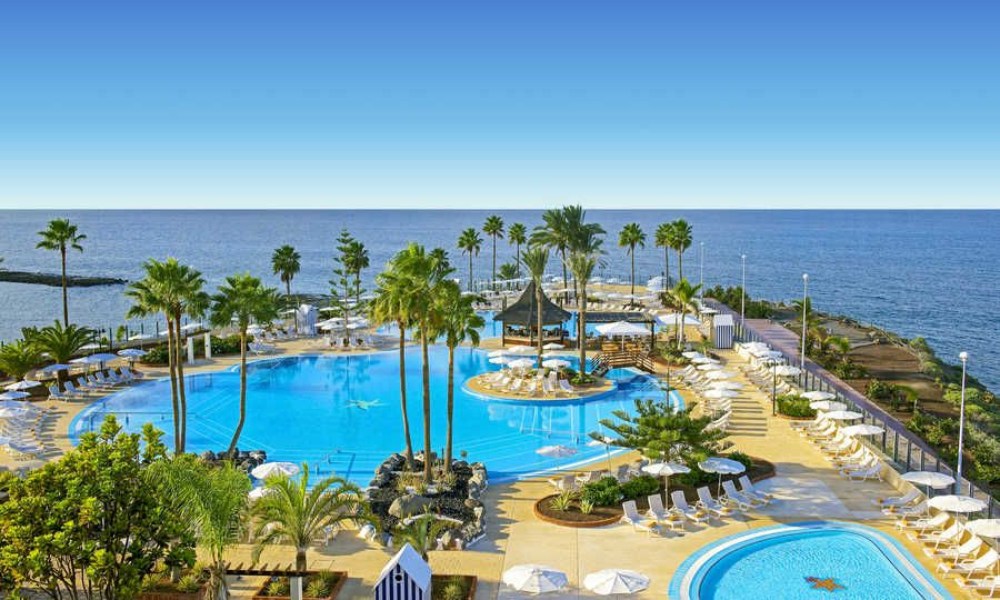 Iberostar Anthelia Costa Adeje Tenerife On The Beach