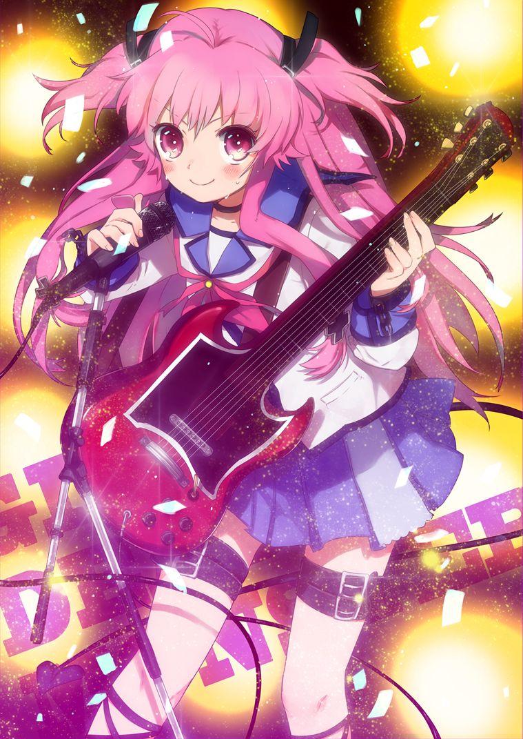 Yui (Angel Beats!)/590470