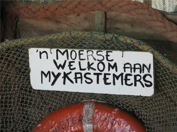 Only South African Signs Can Be This Funny Afrikaans