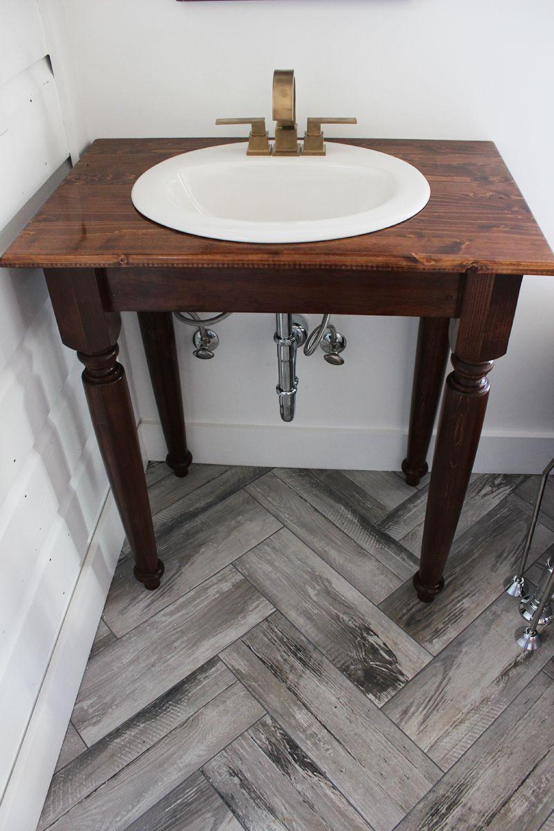 20 Savvy Bathroom Vanities Vanity Storage Ideas Muebles De