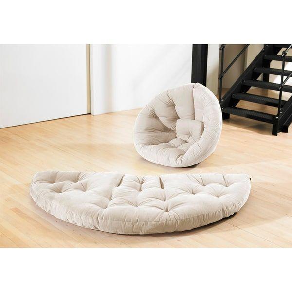 Fresh Futon Nest Convertible Chair Bed