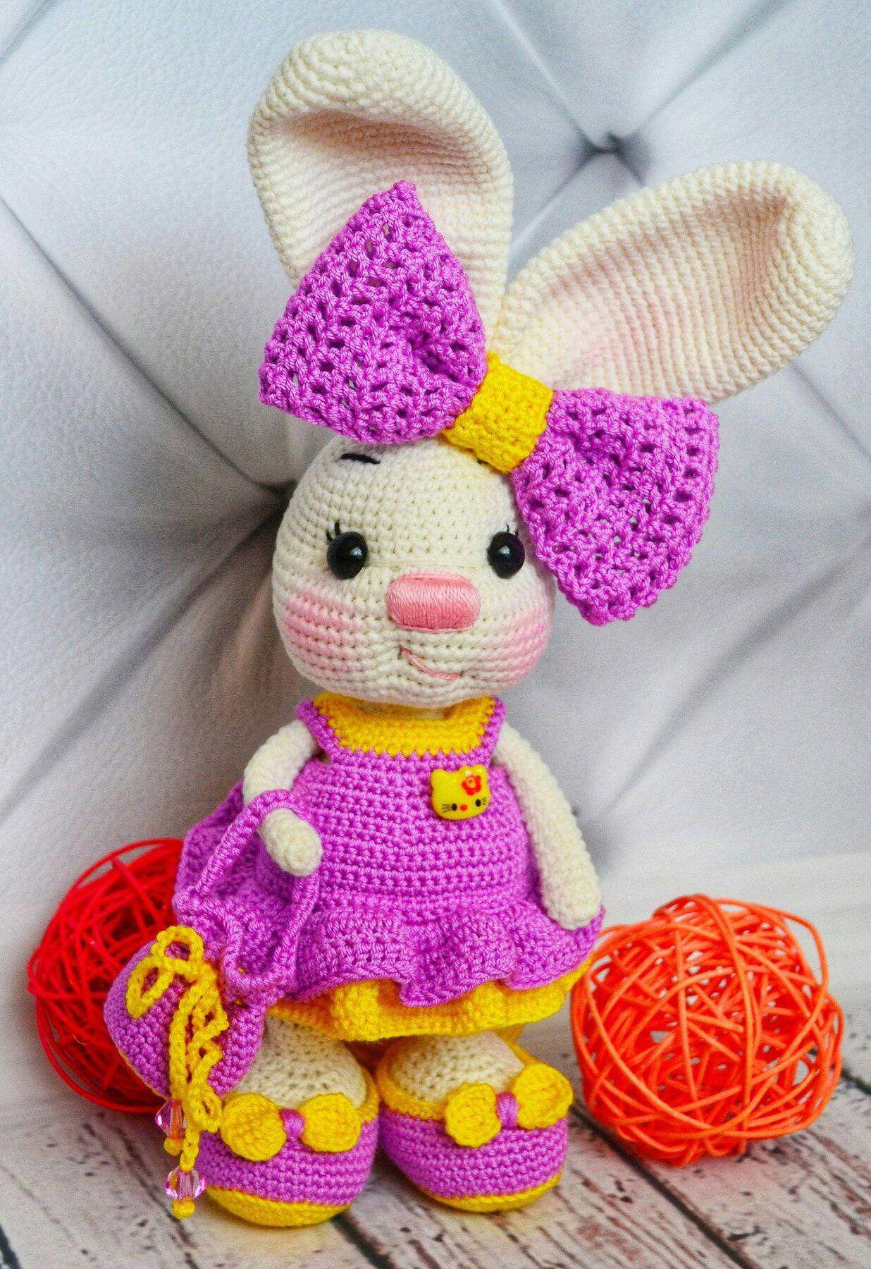 adorable and easy to follow pattern, and easy to adapt and change to ...