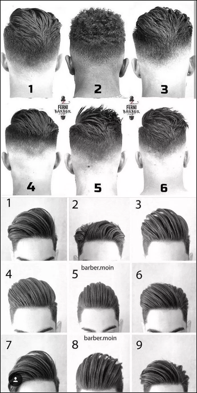 Pin By Murilo On Hair Styel Ideas Men Haircut Styles Gents Hair Style Thick Hair Styles