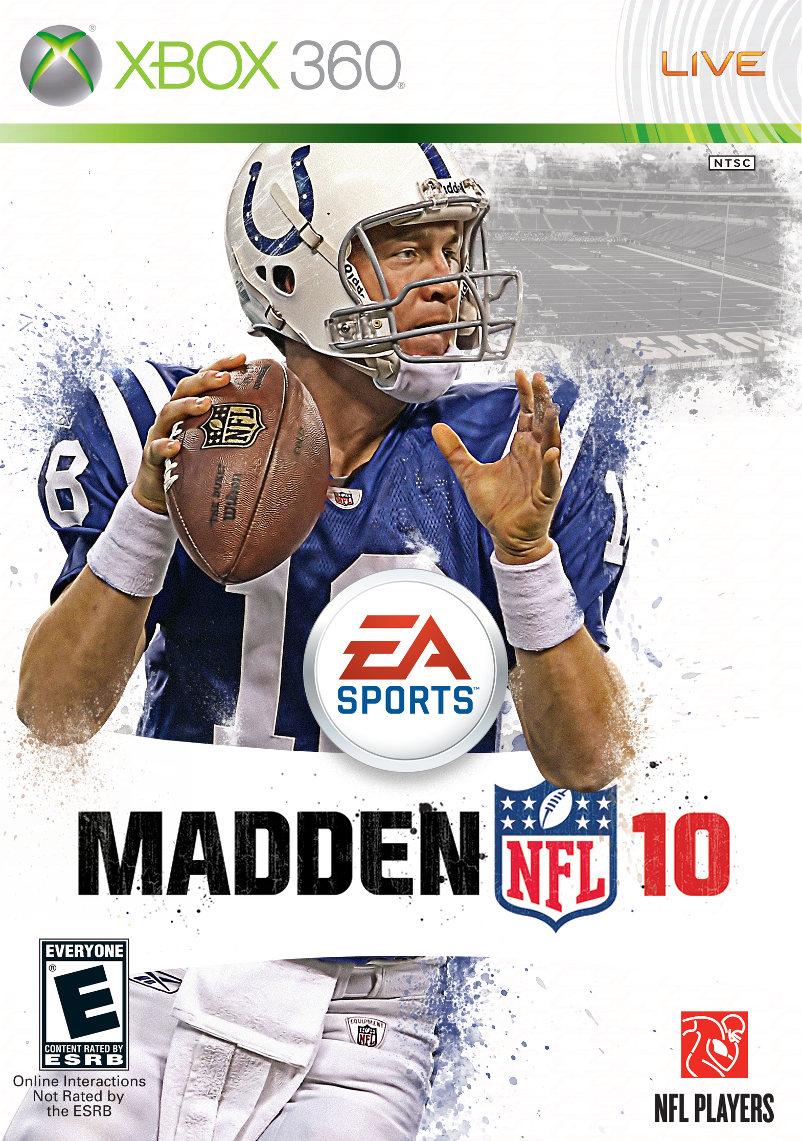 Madden Nfl 10 Peyton Manning Madden Nfl Madden Games Nfl