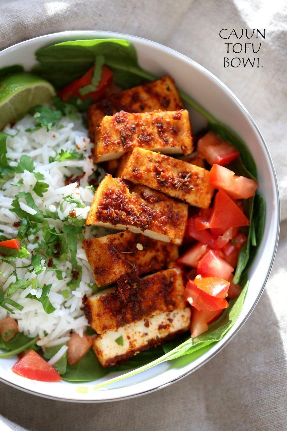 Cajun Vegan Recipes