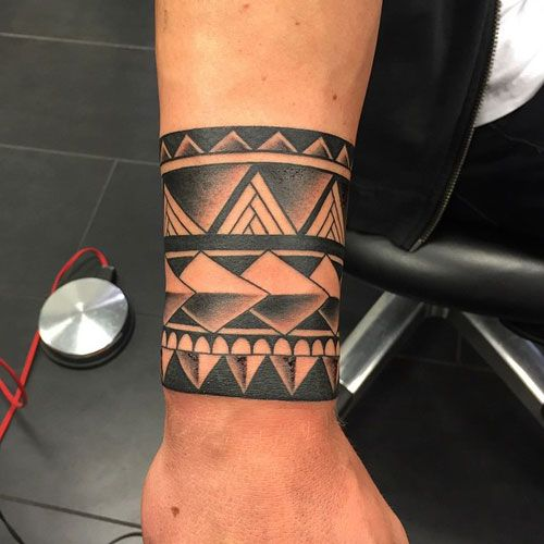 101 Best Tribal Tattoos For Men: Cool Designs + Ideas (2019 Guide ...
