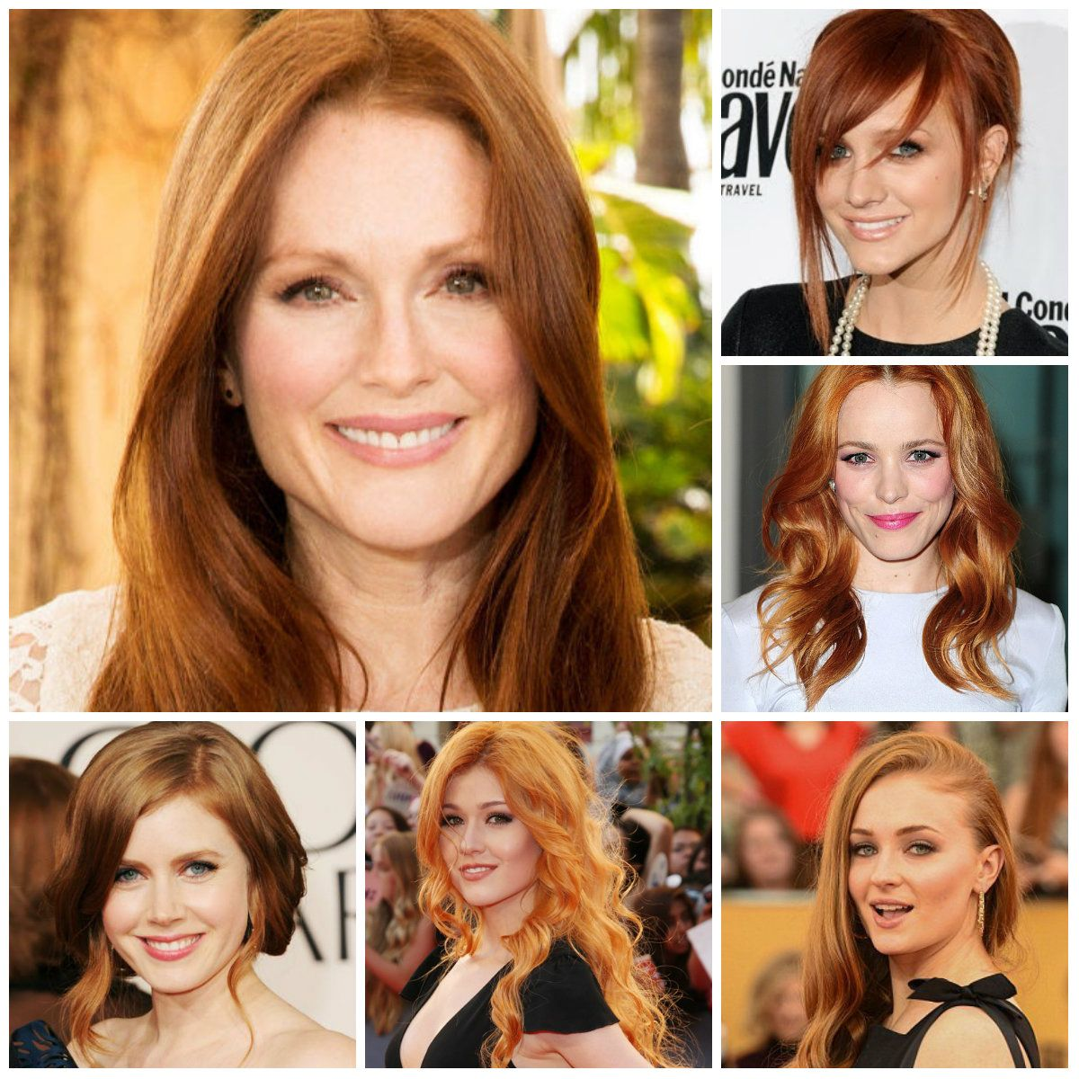 Celebrities With Ginger Hair Color Is A Beast Pinterest
