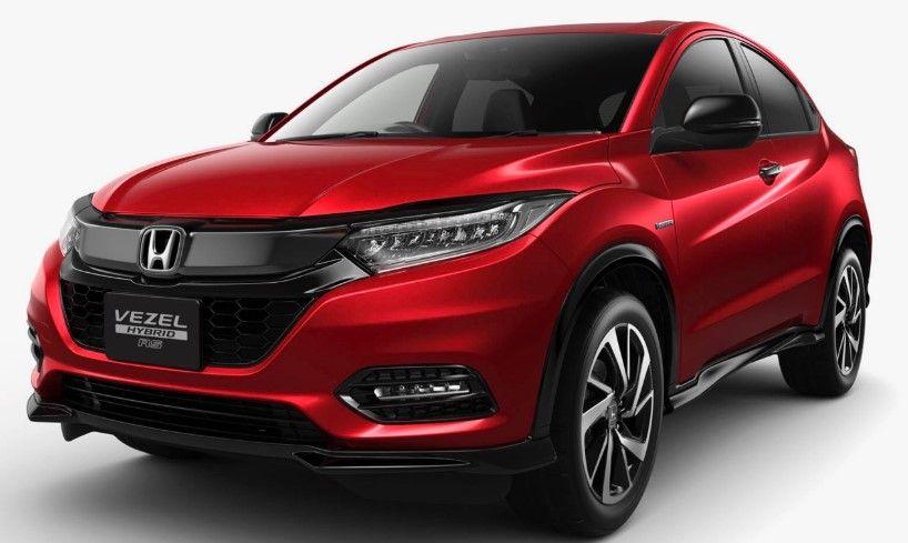 2020 Honda Hr V Will Get Vtec Turbo Engines Honda Hr V Msrp