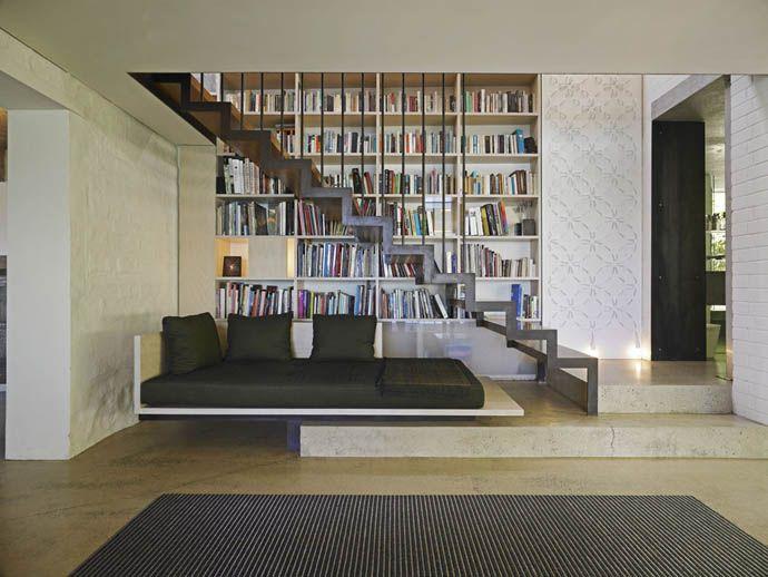 40 Home Library Organize Ideas ~ Smallhomedesignideas.CoM ツ ツ