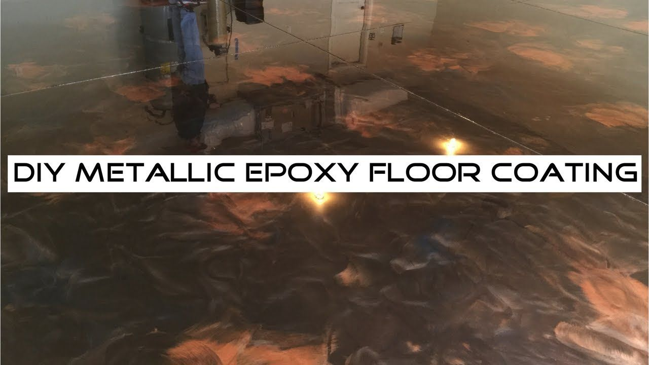 Pin Leggari Products Diy Kits Metallic Epoxy Floor Coating