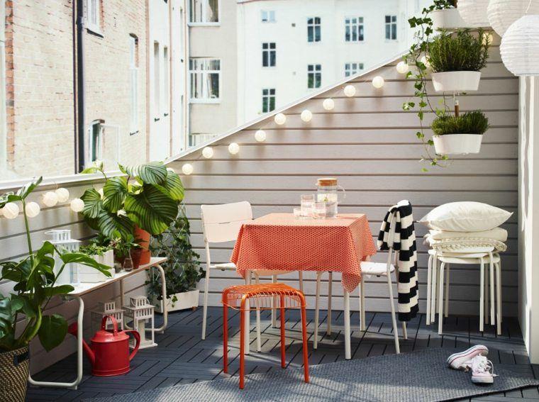 45 idées originales d\'aménagement balcon pas cher à découvrir ...