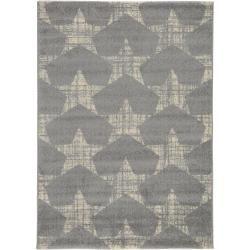 Photo of benuta Kids carpet Justin Gray 80×150 cm – carpet with Sternenbenuta.de
