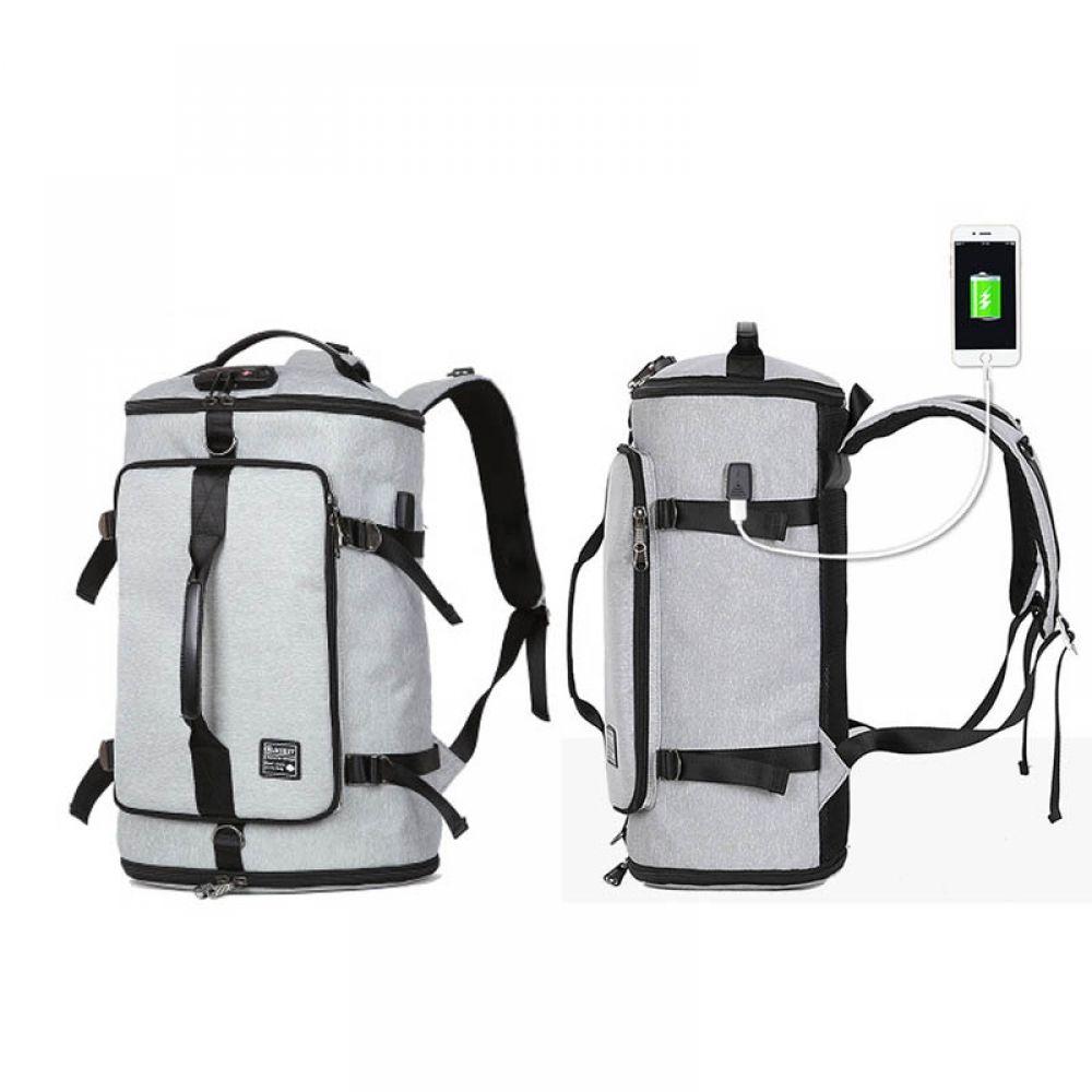 f3c9d2e2ac96 NIBESSER USB Smart Backpack Men Women Large Backpack Anti Theft Men s  Daypack for 17inch Laptop Bagpack mochila Travel Back Pack Price  37.66    FREE ...