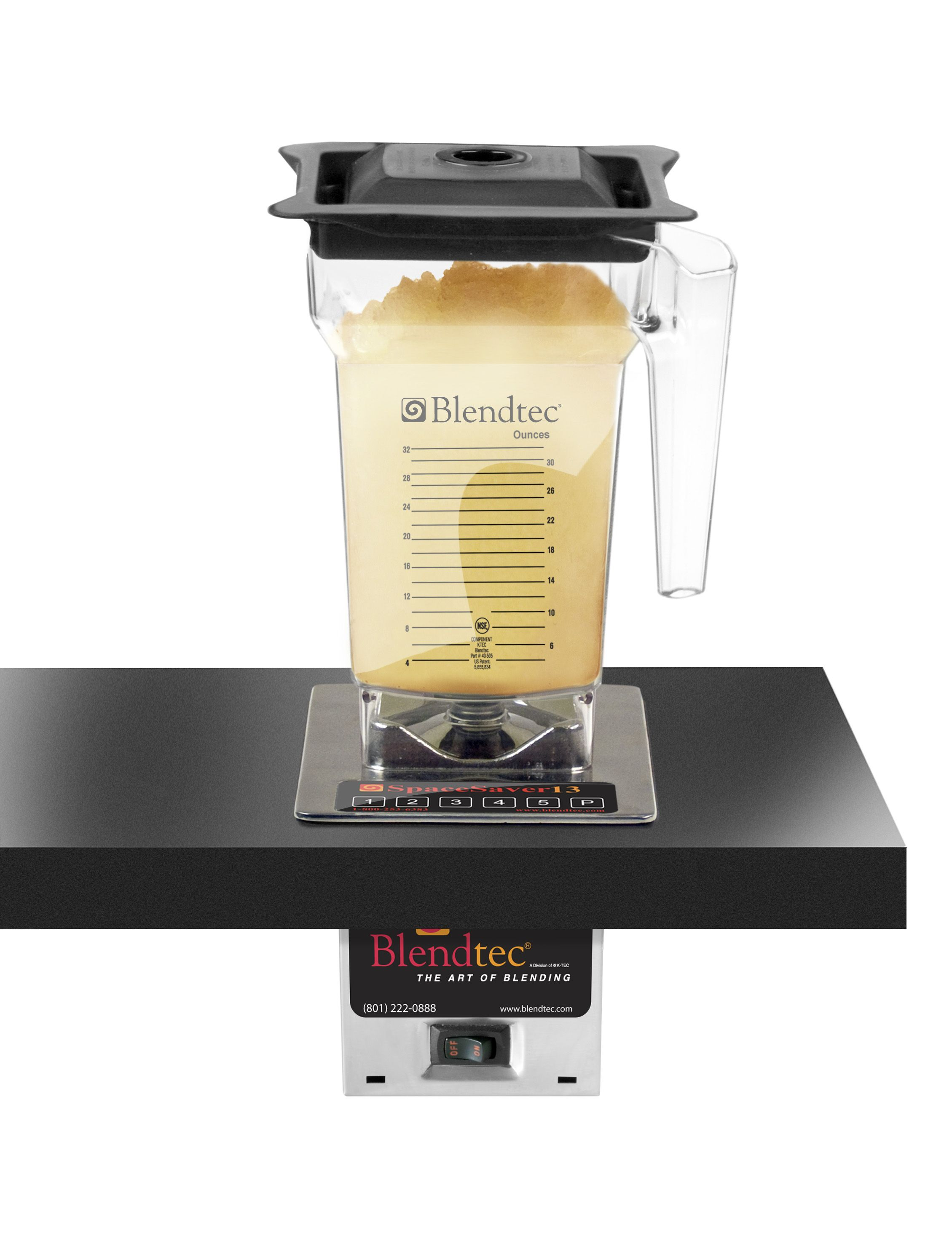 Mount the blend tec blender in the counter top. | House Projects ...