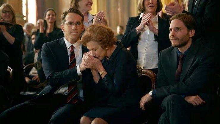A Mulher de Ouro   Confira o novo trailer do longa estrelado por Ryan Reynolds e Helen Mirren   WE IMG