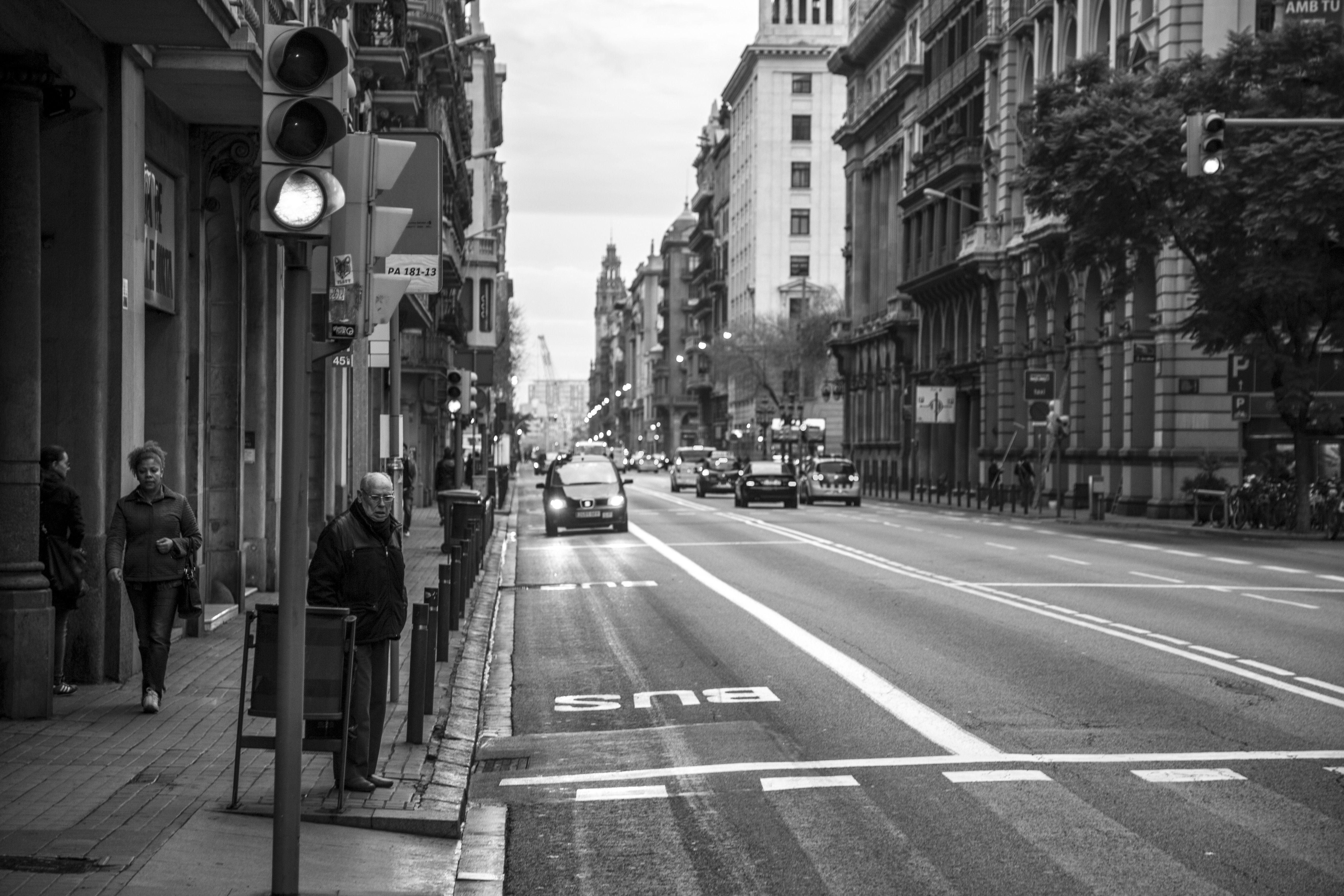 Barcelona morning